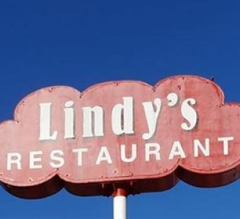 Lindy's Restaurant sign Photo