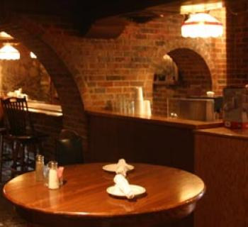 Puccini Restaurant interior view Photo