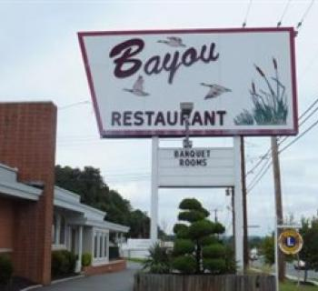 The Bayou signage Photo