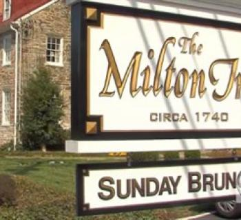 The Milton Inn signage Photo