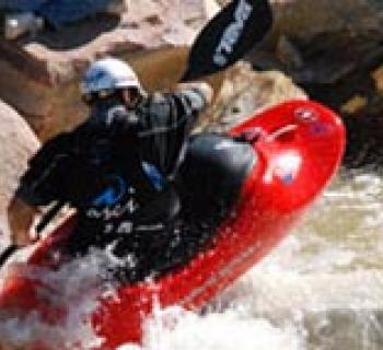 whitewater rafting Photo