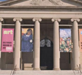 Baltimore Museum of Art exterior Photo
