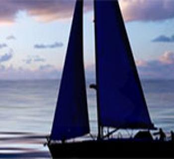 Sailboat on the Bay Photo