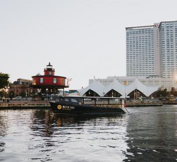 Baltimore Water Taxi Photo
