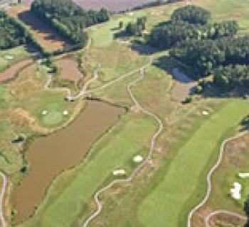 Great Hope Golf Course aerial view Photo