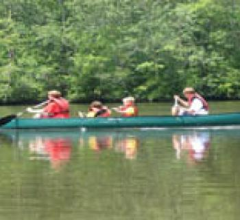 Pocomoke River Canoe Company Photo