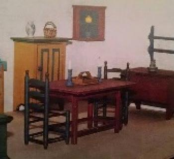 Antique furniture and goods Photo