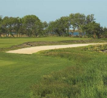 Picture of a fairway at the Rum Pointe Seaside Golf Links Photo