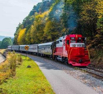 Western Maryland Scenic Railroad Photo