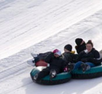 Snow Tubing Photo