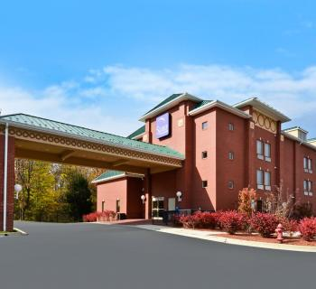 Sleep Inn & Suites-Upper Marlboro exterior view Photo