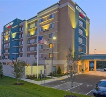 Courtyard by Marriott-Hagerstown exterior Photo