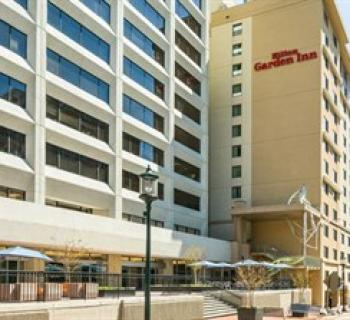 Hilton Garden Inn-Washington, DC/Bethesda exterior view Photo