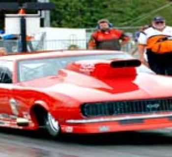 Cecil County Dragway Photo