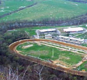 Aerial of Speedway Photo