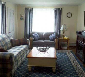Bayside Retreat interior view Photo