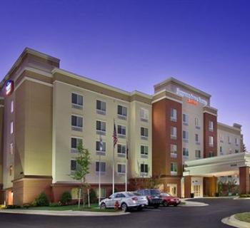 Fairfield Inn & Suites-Baltimore/BWI Airport exterior view Photo