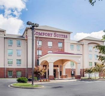 Comfort Suites-Columbia Gateway exterior Photo