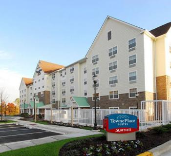 TownePlace Suites by Marriott-Arundel Mills/BWI exterior Photo