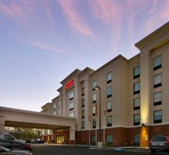 Hampton Inn & Suites-Baltimore/Woodlawn exterior Photo