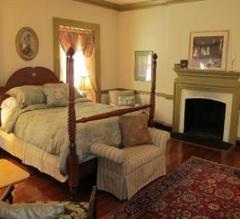 Guest room at the Chanceford B&B Photo