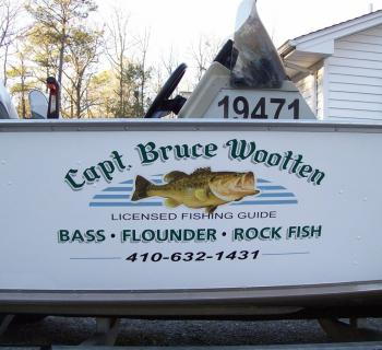 Capt. Bruce Wootten's Charters Photo