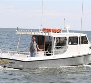 Ebb Tide Charters out of Deale. Photo