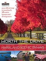 Maryland Scenic Byway Map