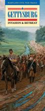 gettysburg invasion and retreat poster