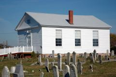 t. John's Methodist Episcopal Church and Joshua Thomas Chapel, Deal Island