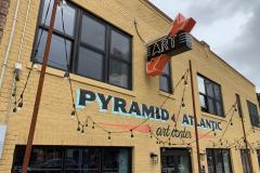 Hyattsville home of Pyramid Atlantic Art Center