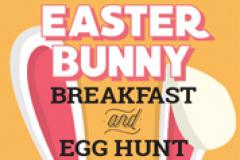 Easter Bunny Breakfast and Egg Hunt Image