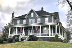 The Inn at Antietam with large front porch