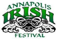 Annapolis Irish Festival Logo