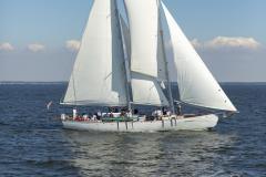 Sailboat in Annapolis