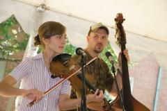 Fiddle Players at Appalachian Festival