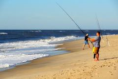 Assateague Island Surf Fishing