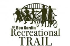 Ben Cardin C&D Canal Trail logo