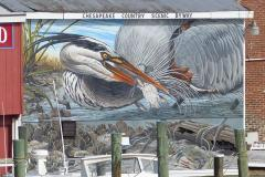 Bird Mural