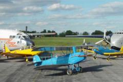 Airplanes at the Hagerstown Aviation Museum