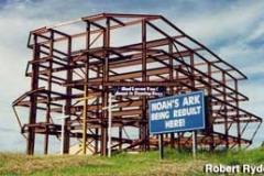 Noah's Ark in Frostburg