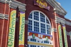 large brick museum