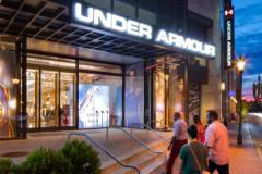 Under Armour Brand House in Harbor East
