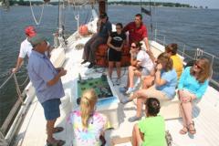 tour on skipjack H.M. Krentz