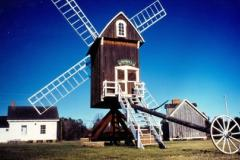 Spocott Windmill in Cambridge