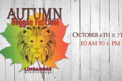 Autumn Reggae Wine Festival