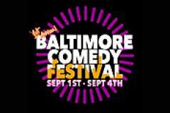 Baltimore Comedy Festival - September 1-4
