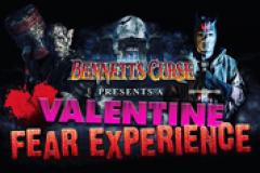 Bennett's Curse Valentine Fear Poster with monsters