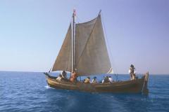 Capt John Smith Trail - The Shallop