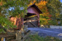 Catoctin Mountain Covered Bridge